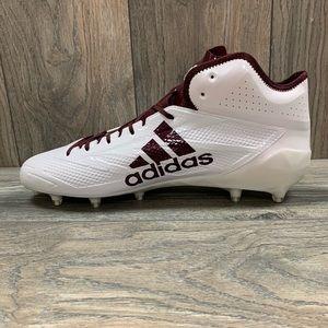 online store 67e42 4a1de adidas Shoes - Adidas Adizero 5-Star 6.0 Mid Football Cleats